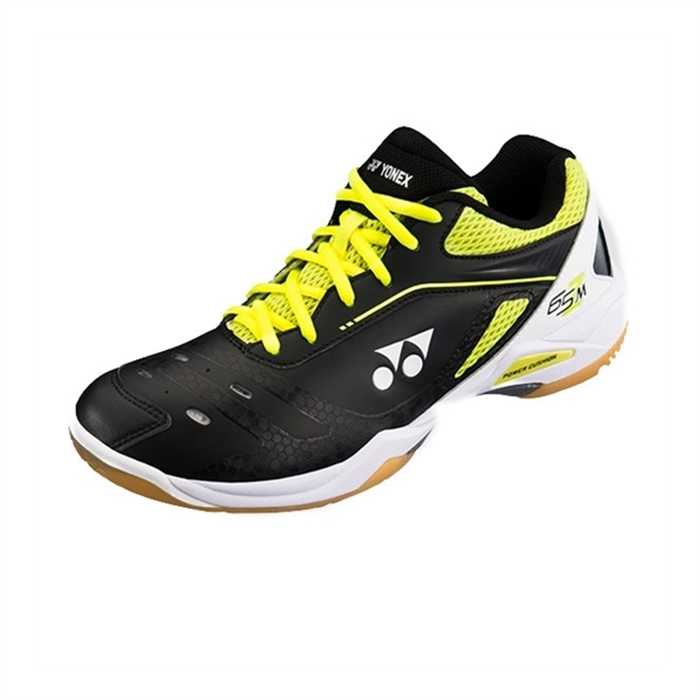 Yonex SHB 65 ZM (Men) Black/Yellow 2018
