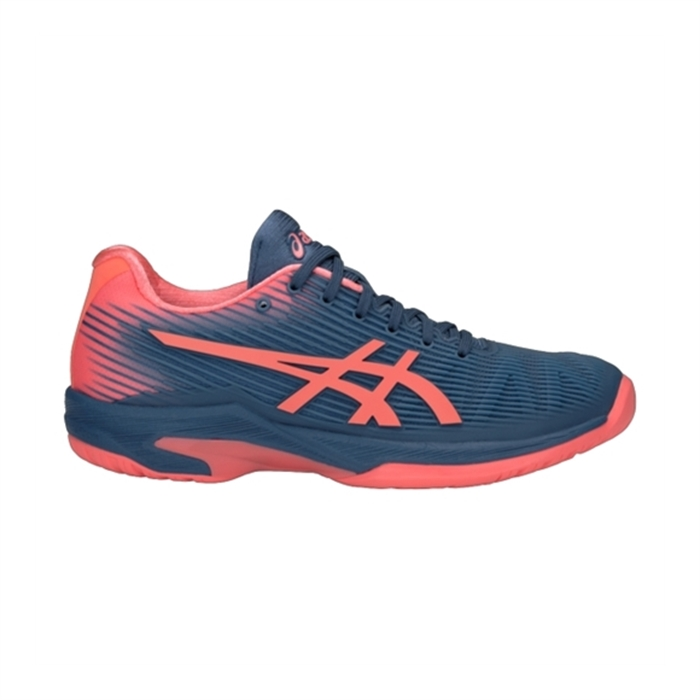 Asics Solution Speed FF Women Grand Shark/Papaya