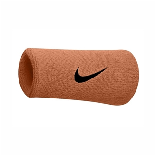 Nike Double Wristband Orange