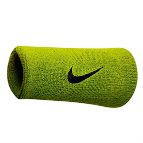 Nike Double Wristband Green