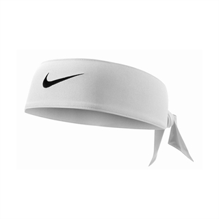 Nike Dri-Fit Head Tie White