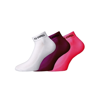 FZ Forza Comfort Sock Short x3 Multi Colour