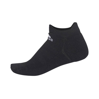 Adidas Alphaskin No Show Socks Black