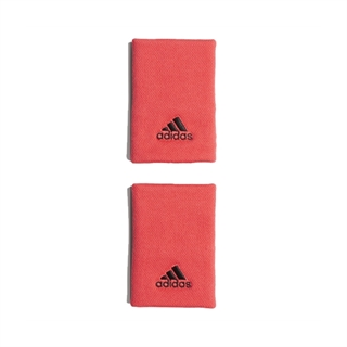 Adidas Wristband Large Shock Red