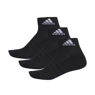Adidas 3-Stripes Performance Ankle Socks Black 3-pack