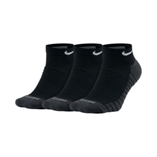 Nike Training No-Show 3-pack Socks Black