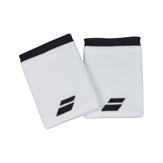 Babolat Wristband Jumbo White/Rabbit