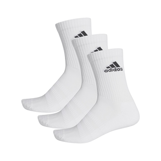 Adidas Cushioned Crew Socks 3-pack White