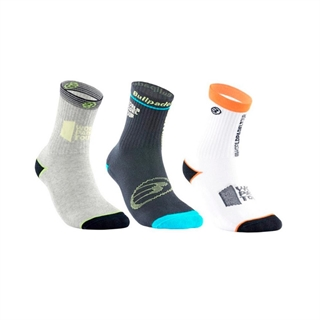 Bullpadel WPT Socks Long 3-Pack
