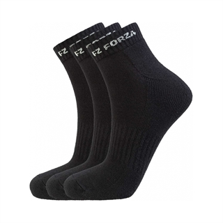 FZ Forza Comfort Sock Short x3 Black
