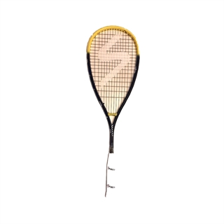Salming Grit Feather Black/Yellow 2021