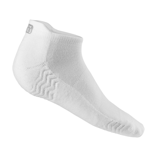 Wilson Kaos No Show Socks Women White 1PK