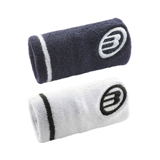 Bullpadel Wristband White/Blue 2021
