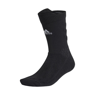 Adidas Alphaskin Crew Socks Black