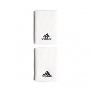 Adidas Large Wristband White